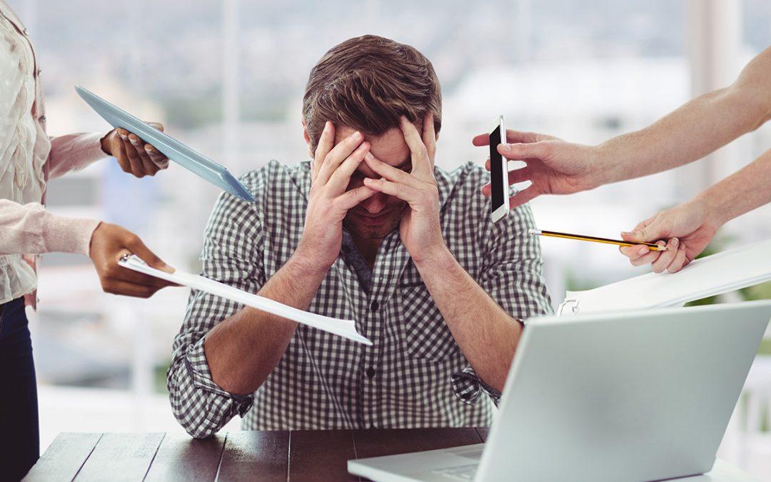 Qué es el estrés laboral, cuáles sus causas y cómo prevenirlo | Nerta Prevención